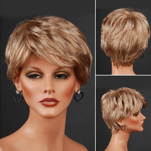 Fashion Synthetic Wigs -US$24.74