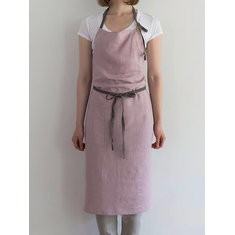 Solid Color Bandage Vintage Dress-RM141.76