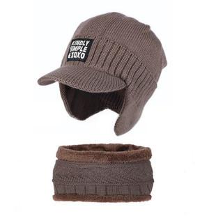 Fashion Winter Beanie Scarf -US$16.89