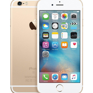 Apple iPhone 6S 32GB Gold RM1,399.00
