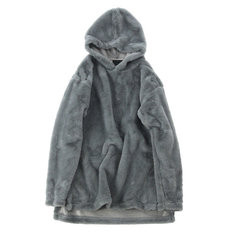 Loose Thicken Fleece Breathable Hoodies-US$22.71
