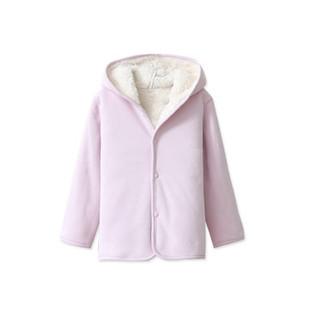 Ear Hooded Kid's Fleece Coat For 6-36 Months -US$19.99