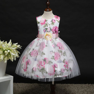 Toddler Christmas Dresses For 2Y-11Y -US$24.99