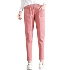 Casual Corduroy Harem Pants-RM128.67