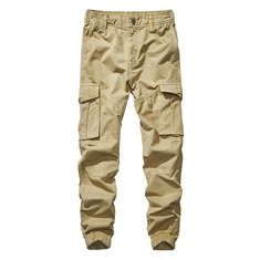 Outdoor Multi Pockets Tactical Cargo Pants-US$35.88