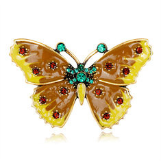 Sweet Butterfly Brooches-US$11.47