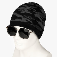 Winter Wool Velvet Knit Cap-RM30.10