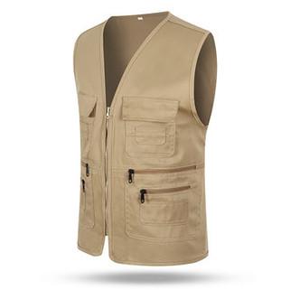 Mens Outdoor Volunteer Vest-US$17.54