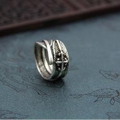 Vintage Adjustable Finger Rings-RM85.77