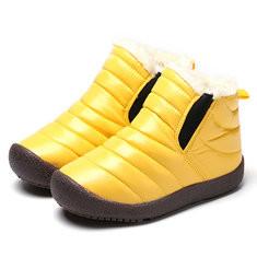 Unisex Waterproof Warm Lining Boots