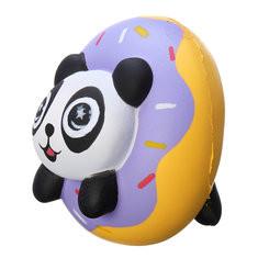 Panda Donut Squishy-US$6.62