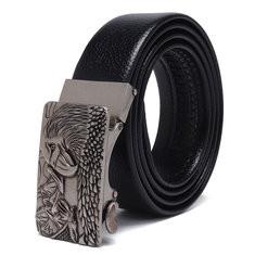 Men Wear Resistant Leather Belt-RM61.58
