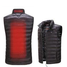 Outdoor Heating Warm Carbon Fiber Vest-US$60.41