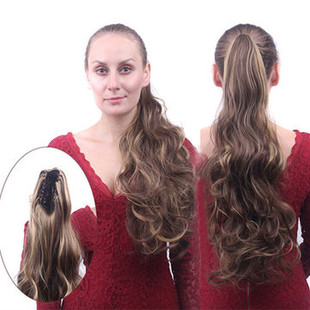 Long Curly Ponytail -US$18.78