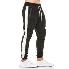 Cotton Drawstring Elastic Casual Jogger Pants-US$28.32