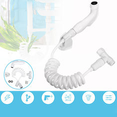 Toilet Shattaf Adapter Spray Handheld Home Shower Head-US$6.25