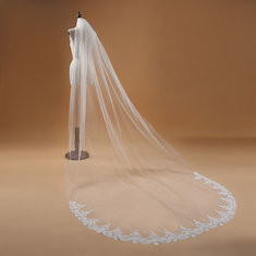 Bridal Veil Wedding Hair Accessories-RM82.39