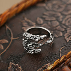 Funny Eagle Claw Adjustable Rings-RM29.99