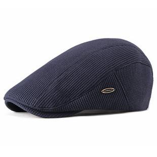 Adjustable Knit Beret Cap -US$13.20