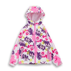 Girls Floral Raincoat For 4Y-13Y-US$28.00