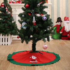 Christmas Tree Skirt-US$6.50