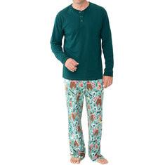 Christmas Cotton Knitting Family Matching Pajamas-RM 101.57