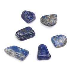 50g DIY Crystal Natural Blue Lapis Lazuli Crystal Specimen Mineral Specimen-US$5.81