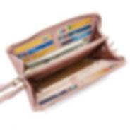 Women Multi-slots Phone Bag Long Wallet