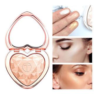 Heart Shimmer Highlighters Palette -RM93.47