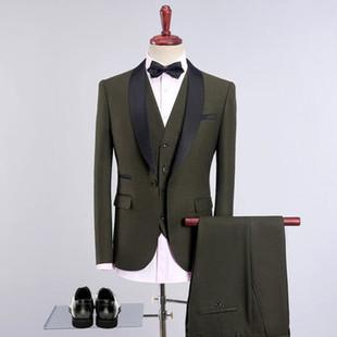 Mens Comfy Brief Stitching Solid Color Design -US$137.03