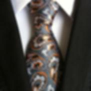 Men Business Jacquard Lattice Tie Working Formal Suit Tie -RM35.59