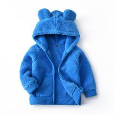 Fleece Hooded Warm Coats For 2Y-9Y-US$32.99