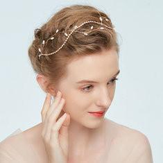 Sweet Pearls Hair Tie -US$13.99