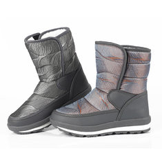 Unisex Outdoor Waterproof Mid-calf Boots