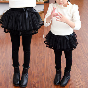 Girls Winter Skirt Pants For 2Y-15Y -US$25.99