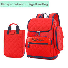 Kids Nylon 3 PCS Multifunction Shoulder Bag Backpack Durable High-end Schoolbag-US$31.54