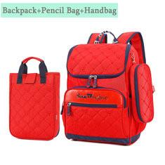 Kids Nylon 3 PCS Multifunction Shoulder Bag Backpack Durable High-end Schoolbag-US$31.54