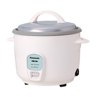 Panasonic Big Rice Cooker SR-E28A (2.8L) Anodised Aluminium Inner **Random Color** RM125.00