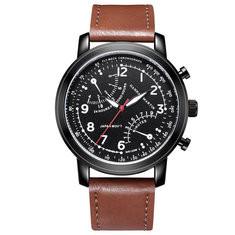 Business Leather Quartz Watches -RM152.70