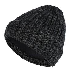 Men Winter Wool Knit Cap-RM38.24