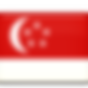 Singapore country flag.