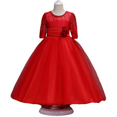 Girls Princess Dresses For 3Y-11Y-US$32.99