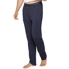 Mens Plus Size Modal Comfy Sleepwear-US$14.52
