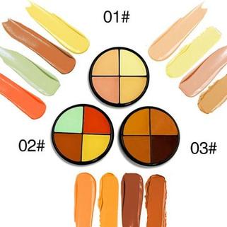 4-Color Concealer Cream -RM36.51
