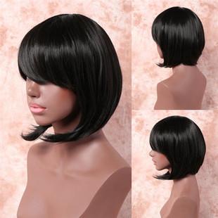 Qi Liuhai Synthetic Wigs -US$30.09