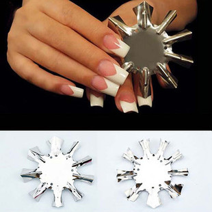 Stainless Steel French Nail Art Template Mode-RM25.08