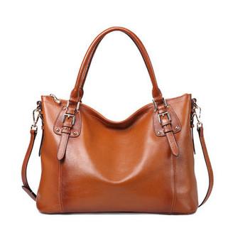 Women Genuine Leather Designer Handbag T -US$117.98