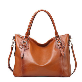 Women Genuine Leather Designer Handbag T -US$117.98