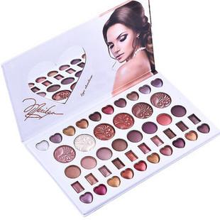 43Colors Baked Eyeshadow Palette -US$34.99
