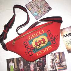 Gucci Coco Capitan Logo Belt Bag Red RM780.00